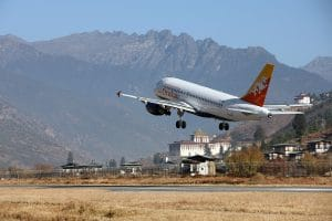 Druk Air, Bhutan Homestay, sustainable travel, farmstay in Bhutan, village life, travel to Bhutan