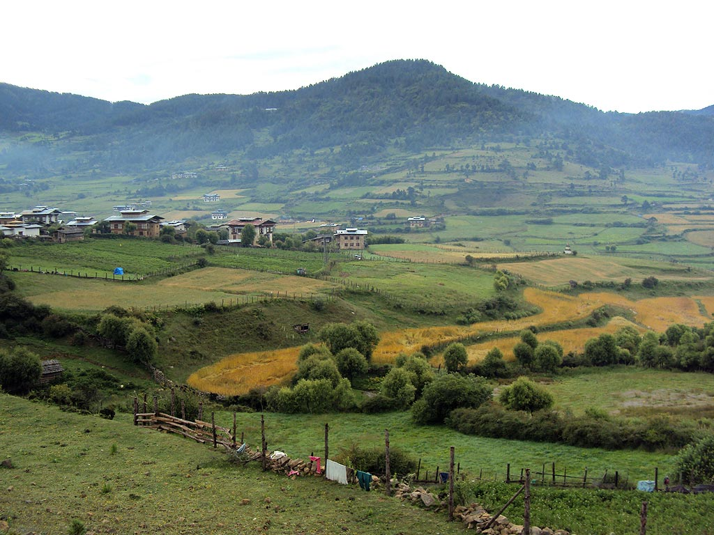 Attractions Central Bhutan