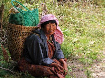 BHUTAN ON FOOT 2018