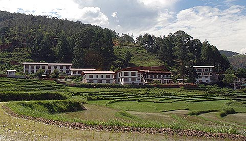 Drubchhu Resort, Punakha