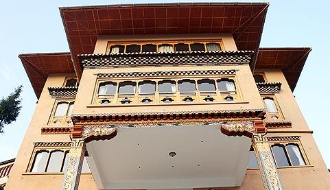 Mandala Resort, Paro