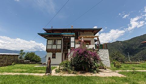 Rangshikhar Naktshang Heritage Homestay