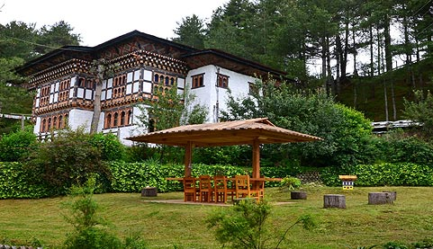 Rinchenling Lodge, Bumthang