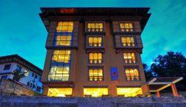 Tashi Yoedling, Thimphu