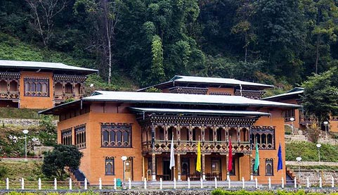 Lingkhar Lodge, Trashigang