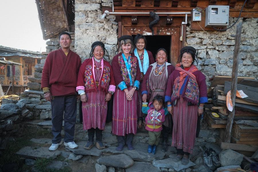 rowntree_testimonial (10), travel to bhutan, bhutan homestay, bhutanese tour operators, bhutan travel, testimonials, cultural tours, trekking, east bhutan, merak sakteng