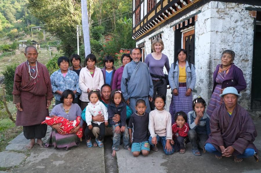 rowntree_testimonial (7), travel to bhutan, bhutan homestay, bhutanese tour operators, bhutan travel, testimonials, cultural tours, trekking, east bhutan, merak sakteng