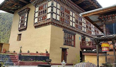 Soednam Zingkha Heritage Lodge, Haa