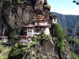 Attractions West Bhutan
