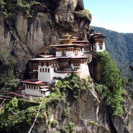 Attractions West Bhutan