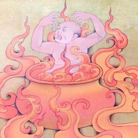 Thangka Painting Tsewang Tenzin