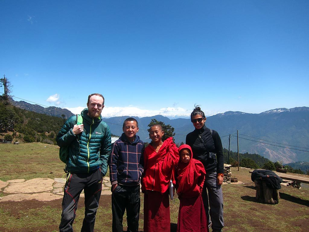 giovanna-tommy-(12), pilgrimage, buddhims, bhutan homestay, travel to bhutan, alternative tourism, sustainable tourism, ethical travel, village life, cultural tours, trekking, personalized itineraries, village tours, east bhutan, central bhutan