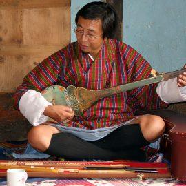 Jigme Drukpa, Musician