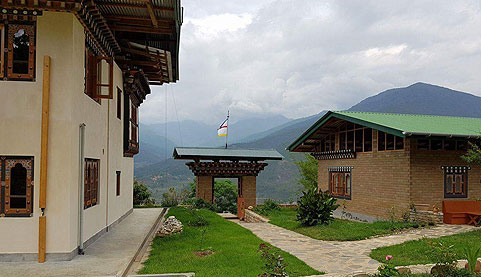 Dhumra Farm Resort, Punakha