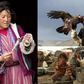 Nomad Trilogy Bhutan/Mongolia/Ladakh